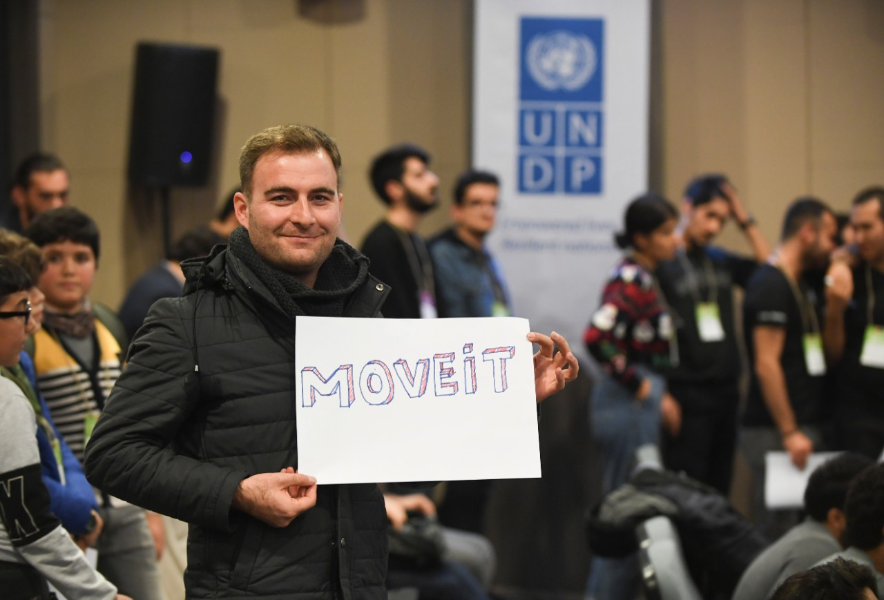 UNDP Brings Young Entrepreneurs Together in Adana